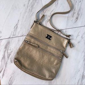 LIKE NEW Style & Co Metallic Crossbody Bag